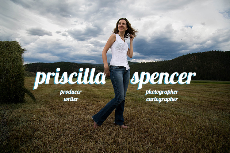 Priscilla Spencer - click image to continue
